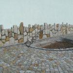 Nieregularne płytki granitowe (elewacyjne)