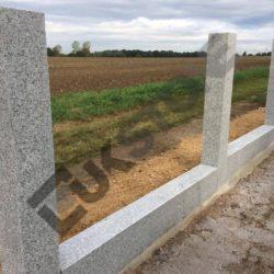 Ogrodzenie granitowe LUKSTONE (4)