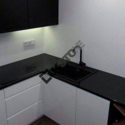 Blat granitowy kuchenny – Absolute Black (1)