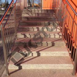 Schody granitowe zewnętrzne (1)