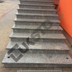 Schody granitowe zewnętrzne (8)
