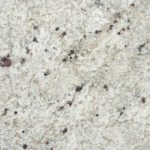 Granit w kolorze Colonial White